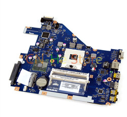 5742ZG JOUTNDLN PARA ACER 5742 Laptop Motherboard MB. R4L02.001 MBR4L02001 PEW71 LA-6582P I3 CPU hm55 ddr3 Livre