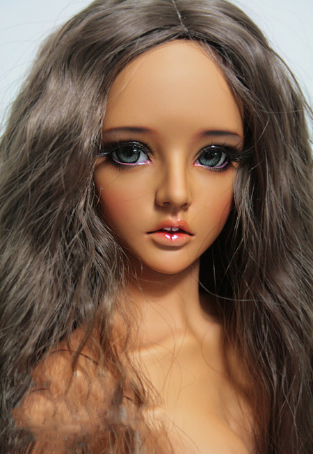 1/3 scale doll Nude BJD Recast BJD/SD Beautiful Girl Resin Doll Model Toy.not include clothes,shoes,wig and accessories 5A1792-A 1 4 scale doll nude bjd recast bjd sd kid cute girl resin doll model toys not include clothes shoes wig and accessories a15a457