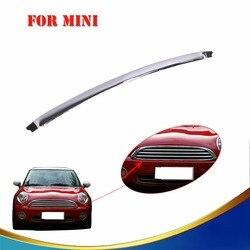 Chrome ABS z tworzywa sztucznego Mini Ray styl przedni zderzak kratki wlotu powietrza dla mini cooper R55 R56 R57 R58 R59 2010- 2015//
