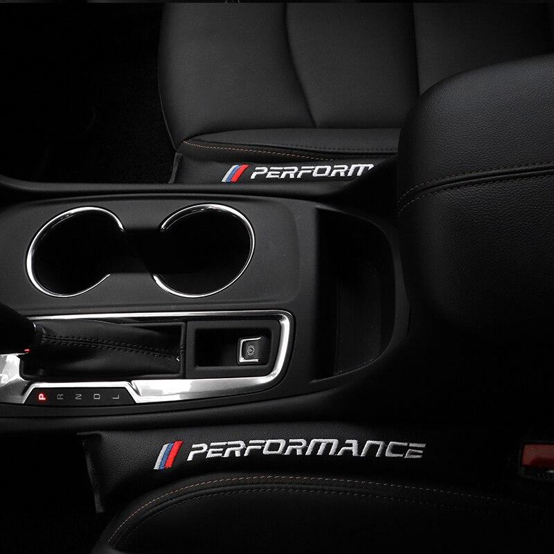 2X наполнитель зазора сиденья мягкая прокладка для BMW E46 E90 E60 AUDI A3 A4 B8 B6 A5 VW Polo Golf 7 4 6 5 автомобильные аксессуары Стайлинг