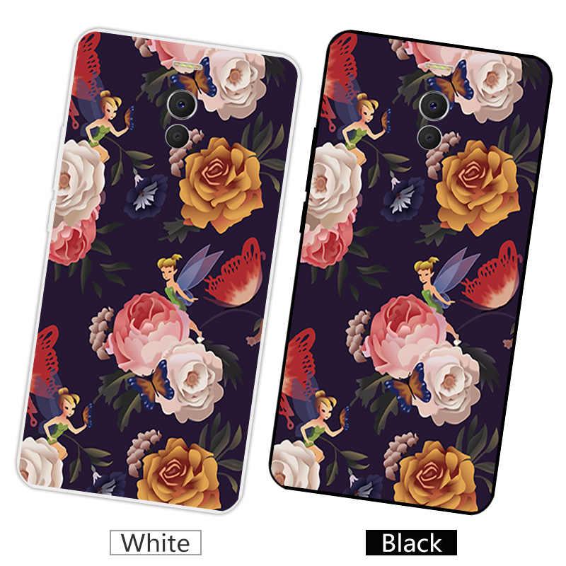 Für Meizu M6 Hinweis/Blue Charm Hinweis 6 Note6 Weiche TPU Silikon Gloomy Telefon Fall 5,5 zoll für Meizu M6 Hinweis Luxury Klar Fundas