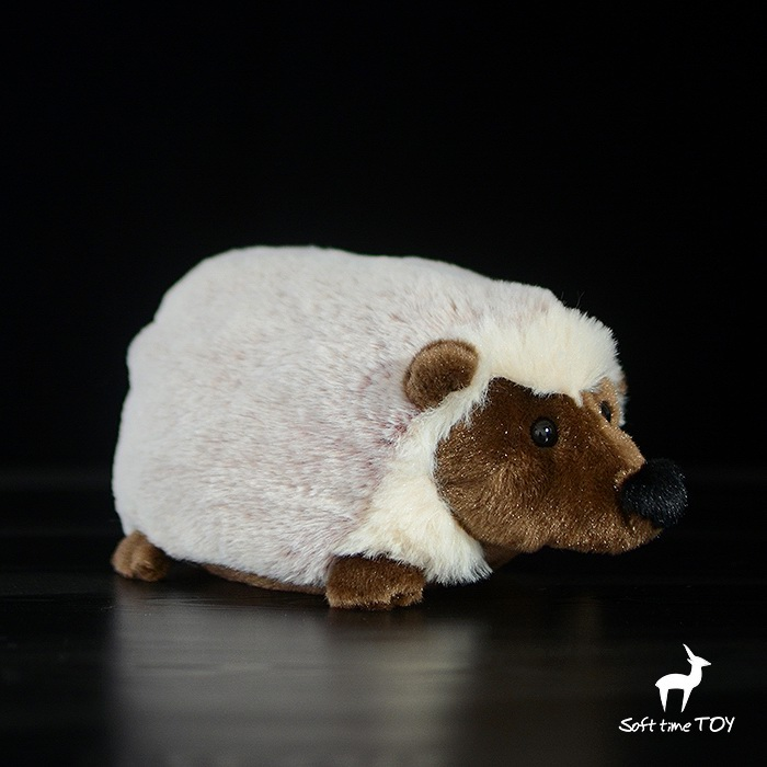 Very Soft Baby Toys Cute Little Hedgehog Doll Plush Animals Toy Simulation Gift Cute
