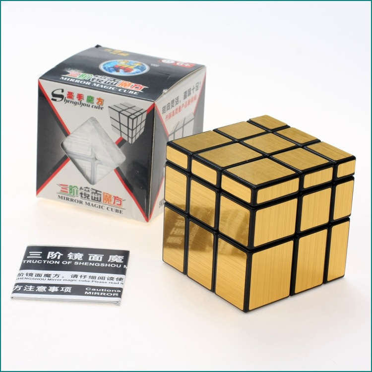 New Shengshou Three Layers Professional Magic Cube Puzzle Educational Classic Toys Gifts For Children Kids