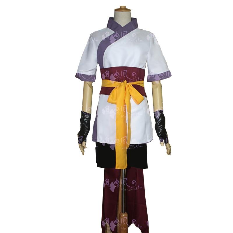 2017 Cosplay Costume Hunter X Hunter Machi Costume