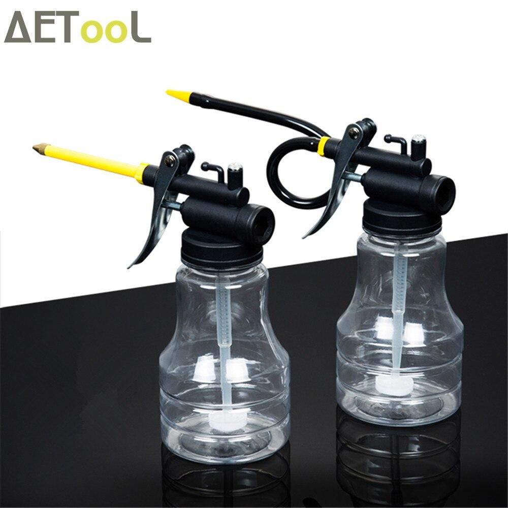 Aetool brand hvlp oiler pump hose machine oil pot grease for Spray gun for oil based paints