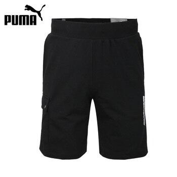 "Original New Arrival  PUMA Rebel Shorts 9"" TR Men's Shorts Sportswear"