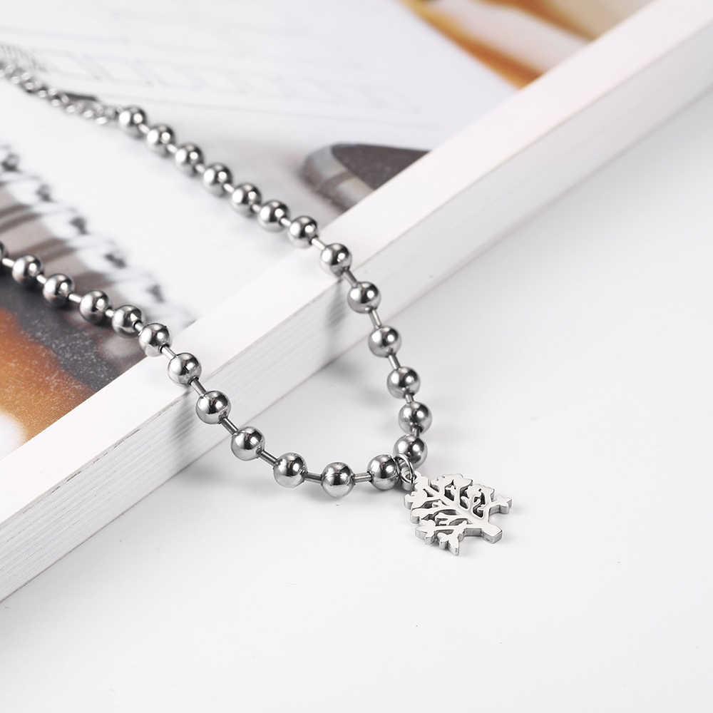 XUANHUA Chain Link สร้อยข้อมือกำไลข้อมือผู้หญิงเครื่องประดับสแตนเลสผู้หญิง Atheism Bohemian สร้อยข้อมือขายส่งจำนวนมาก Bulk