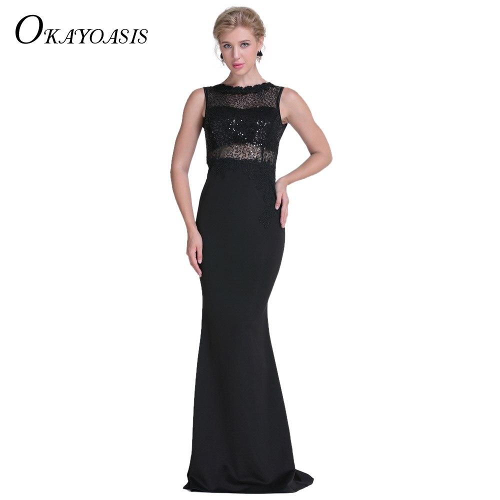 Online Get Cheap Long Black Formal Dresses Cheap -Aliexpress.com ...