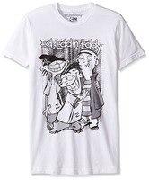 מגניב מצחיק T Tees איכות גבוהה Edd N אדי EDS תכנית טלוויזיה גרפי בגדים מזדמנים חולצה בסגנון הקיץ
