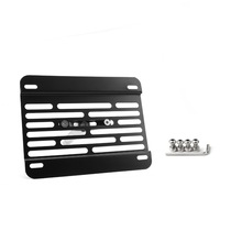 Bracket License-Plate-Mounting-Holder Front-Bumper Car-Aaccessories Golf New Areyourshop