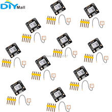 10pcs/lot DIYmall GPS Module Navigation Satellite Positioning with EEPROM + GPS Antenna for STM32 Arduino arduino infrared emitter module compatible with rpi stm32