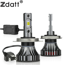 Zdatt Car Led Light H11 H7 Led Bulb H4 H1 Canbus H8 H9 9005 HB3 9006 HB4 Headlights 100W 12000LM 12V 6000K Automobiles Auto Lamp zdatt h4 led bulb car light h7 h8 h9 h11 h1 flip led bulb 9005 9006 headlight 100w 12000lm canbus 12v headlamp automobiles 6000k