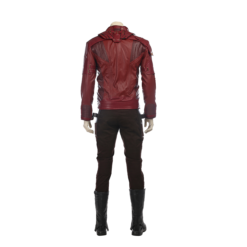 MANLUYUNXIAO Guardians of The Galaxy 2 Cosplay Costume Star Lord Cosplay Costume Halloween Costume For Men Full Set Custom Made in Movie TV costumes from Novelty Special Use