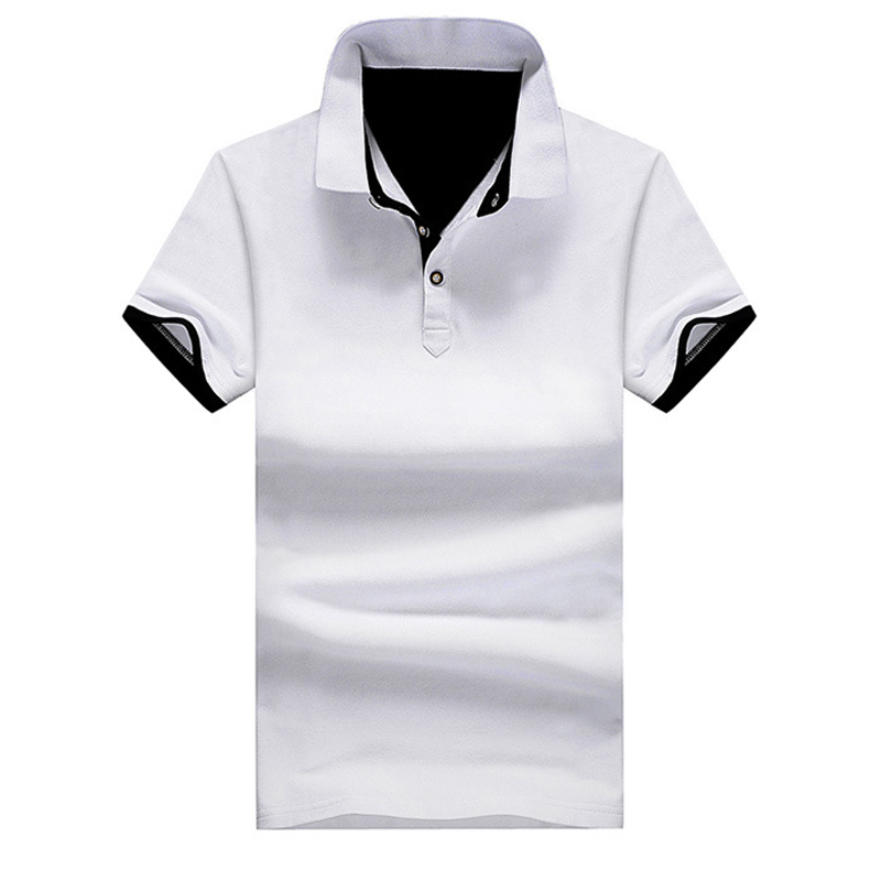 M-3XL   polo   shirt men casual mens   polo   shirt brands with short sleeve designer 2019 short sleeve slim fit luxury   polo   men