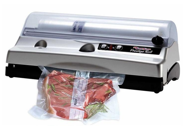 European Magic Vac Prestige Roll Household Food Vacuum Sealer,Automatic One Touch,Best Quality Fast Delivery Fast Shipping