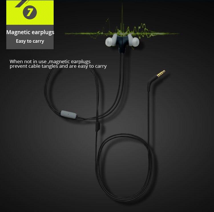 JBL Fones de ouvido Esporte Baixo Suor