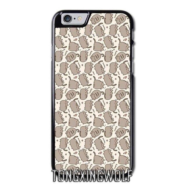 Pusheen Cat Cover Case For HuaWei P8 P9 P10 P20 Pro Lite Plus Nova 2S Y3 Y5 Y6 Y9 Honor 5C 5X 6X 7S 8 9 10