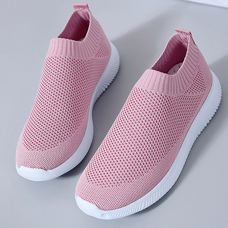 Designer Women Running Shoes Sneakers Breathable Sport Sock Shoes Female Summer Trainers Athletic