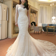 QILAMCA Mermaid Wedding Dress Wedding Dress 2019