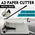 Горячая продажа резак для бумаги триммер машина 17 дюймов сверхмощный инструмент для резки бумаги