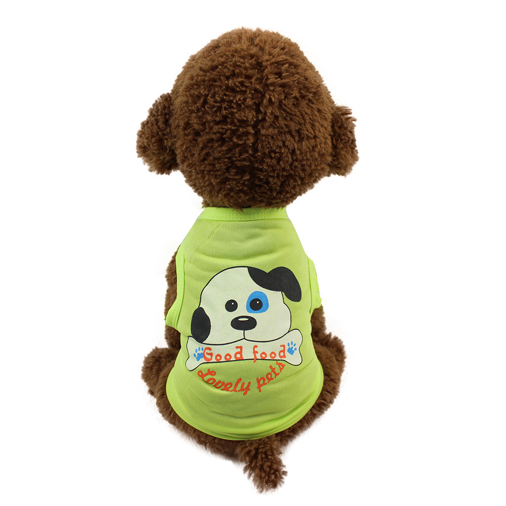 Small Dogs Costume Clothes For Little Dogs Overalls Cute Chubby Pet Dog Cat T-shirt Clothing Small Puppy Costume