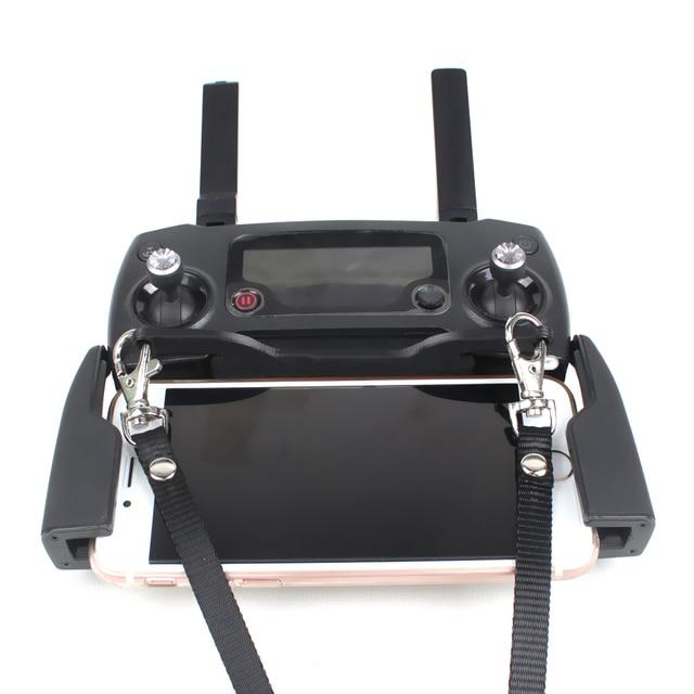 Dual-hook Bracket Buckle Strap Lanyard Safety Sling Rope Mount Holder for DJI MAVIC 2 PRO Zoom Spark Air Mavic Mini Accessory 1