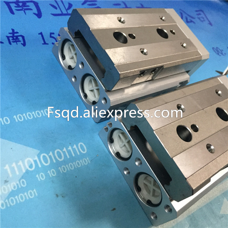 MXQ20-75A MXQ20-100A MXQ20-125A MXQ20-150A SMC air slide table cylinder pneumatic component MXQ seriesMXQ20-75A MXQ20-100A MXQ20-125A MXQ20-150A SMC air slide table cylinder pneumatic component MXQ series