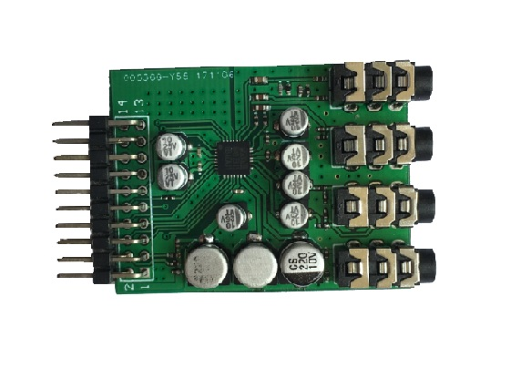 Audio Module WM8731 Audio Conversion Digital Module Audio Codec Module