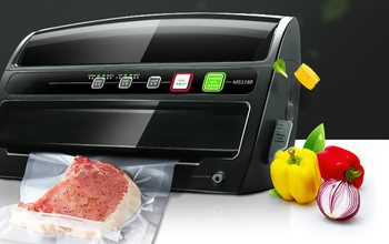 Vacuum Food Sealers packers commercial dry and wet small extractors domestic plastic bag sealing machi NEW