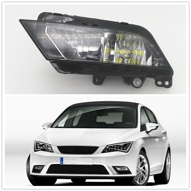עדכני Car LED Light For Seat Leon 2013 2014 2015 2016 2017 Car styling WP-94