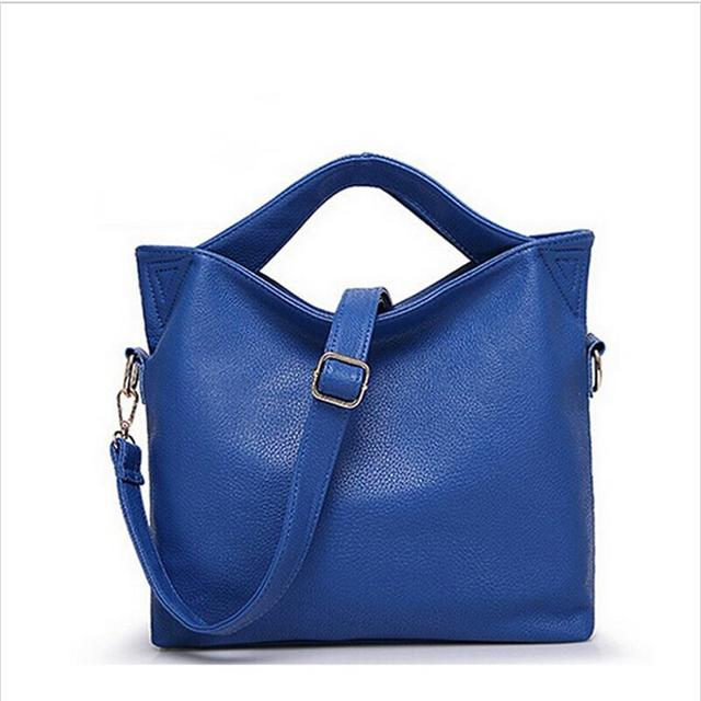 Sales Promotion!Casual Women Crossbody Leather Bag Big Women Shoulder Bags Luxury Women Messenger Bags High Quality Female Tote 3