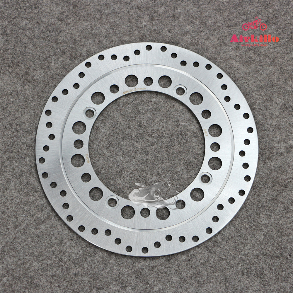 Front Brake Disc Rotor For Honda XRV750 Africa Twin A 90-91-92-93 Motorcycle молдинги honda xrv