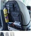 Accesorios de Bolsillo multi Del organizador del asiento Trasero de la silla del coche Automático de Almacenamiento bolsa de almacenamiento de asiento de Coche a prueba de polvo funda protectora