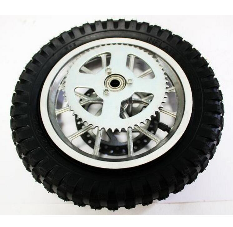 12 5 x 2 75 Rear Back Wheel Tyre Tire 47 49cc Mini PIT Monkey Pocket