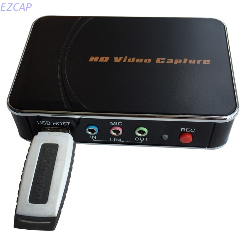 все цены на HD Game Video Capture card,1080P HDMI YPBPR Recorder For XBOX One/360 PS3 /PS4 with One Click No PC Enquired No Any Set-up
