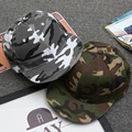 New Fashion Mens Camouflage Hip Hop Cap Casual Baseball Caps Bones Gorras Flat Snapbacks Hats Camo Sombrero For Men Women