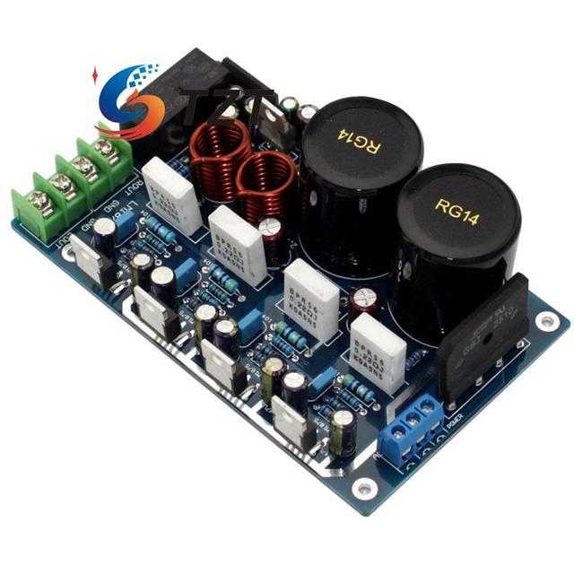 Power Amplifier Board LM1875 Paralleling 2.0 50W+50W Audio AMP for DIY
