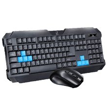 8868 Wireless Mouse And Keyboard Set 2.4g Keyboard And Mouse Set Laptop Desktop Universal Keyboard Mouse Computer Accessories r horse rh 9350 2 4ghz wireless 105 key keyboard optical mouse set white black