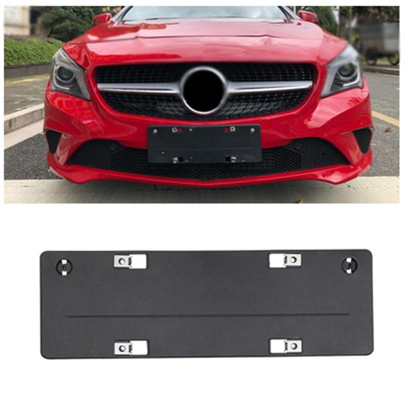 Car Rear License Plate Bracket Frame Holder Base for  MERCEDES-BENZ  C180 C200