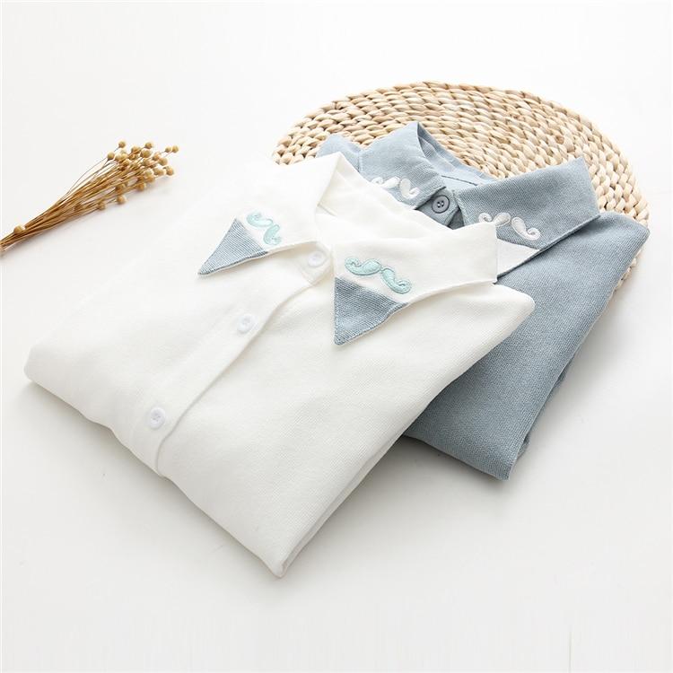 Mori Girl Women's Blouse Shirt Vintage Wide Embroidery Collar White Ladies Tops Long Sleeve School Blouse Japanese Chemise Femme