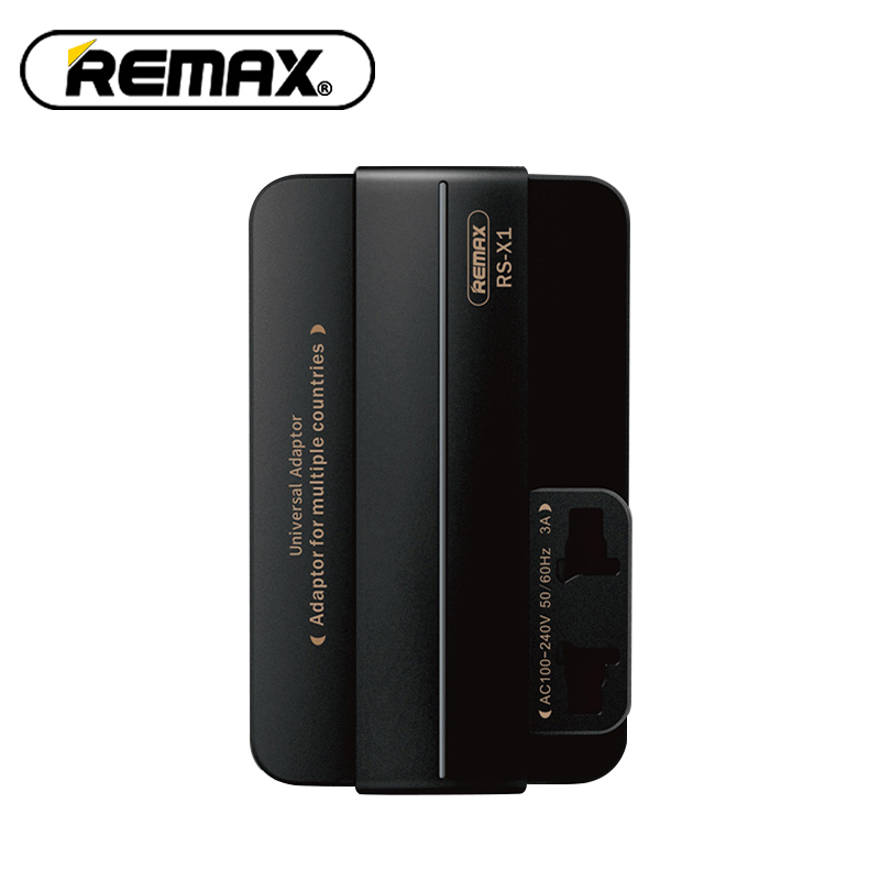 NEW <font><b>REMAX</b></font> RS-X1 Universal EU/US/AU/UK Adaptor Dual USB 5V 2.1A Wall Travel <font><b>Charger</b></font> with AC Power Plug for Iphone7/ASUS/Samsung