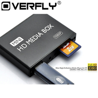 New Mini HDMI Media Player 1080P Full HD TV Video Multimedia Player Box Support MKV RM
