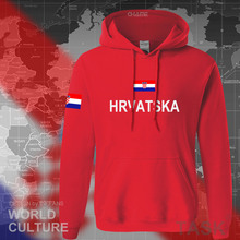 croatia Hrvatska croatian hoodies men sweatshirt sweat new streetwear clothing sporting tracksuit nation team 2017 HRV croats