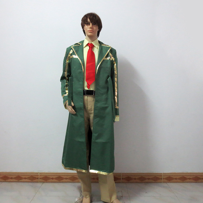 Re:CREATORS Blitz Talker Christmas Party Halloween Uniform Outfit Cosplay Costume Customize Any Size