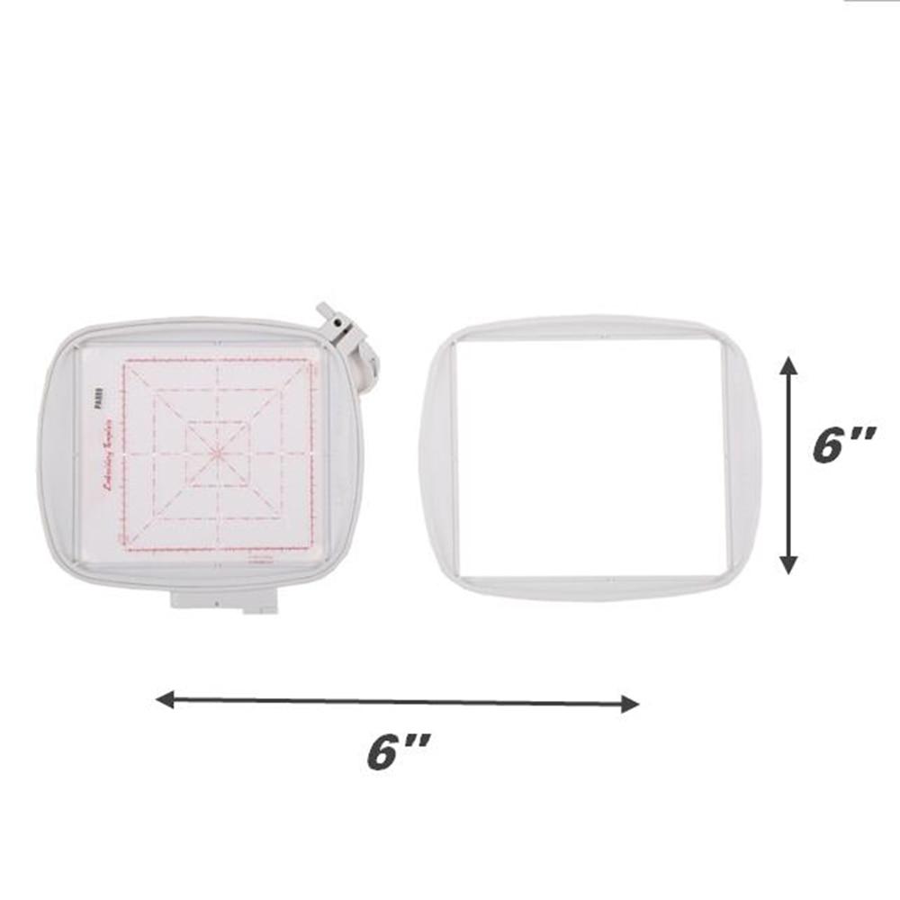 縫うハイテク刺繍フープ pfaff 刺繍機フレームクリエイティブビジョンパフォーマンス Pfaff PA889 刺繍枠  グループ上の ホーム&ガーデン からの 裁縫道具 & アクセサリー の中 1