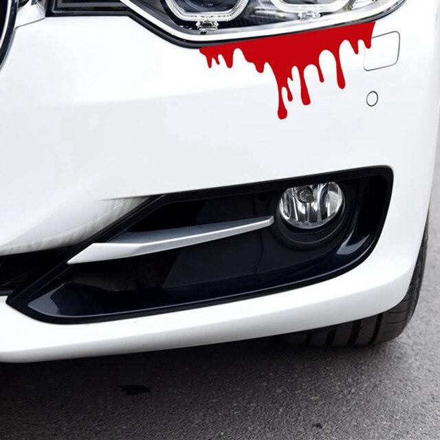 Us 082 25 Offkreative Blutungen 3d Aufkleber Auto Scheinwerfer Aufkleber Rücklicht Aufkleber Auto Styling Scheinwerfer Rücklicht Blutungen 3d