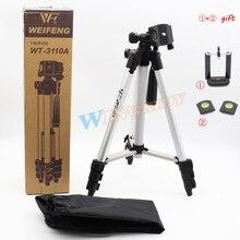 ФОТО professional camera tripod stand holder for iphone ipad samsung digital camera+table/pc holder+phone holder+nylon carry bag