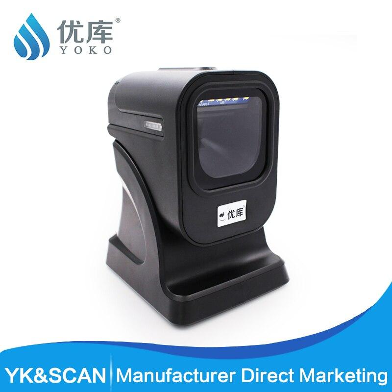 1D/2D/QR Beste präsentation scanner 2D omnidirektionales Barcode-scanner plattform 2D Omnidirektionale barcode Freies verschiffen!