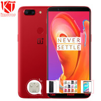 2017 Originele Oneplus 5 T 6 GB 64 GB Snapdragon 835 Octa Core 6.01