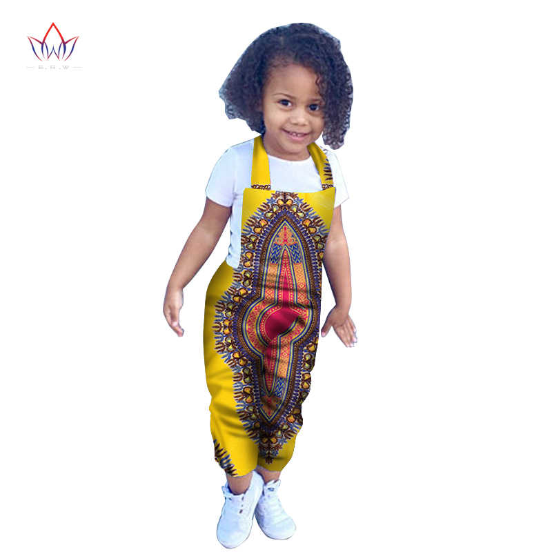 8a5e4e316e163 2019 summer african kids clothing dashiki Traditional cotton set Matching  Africa Print african clothing for children BRW WY2966